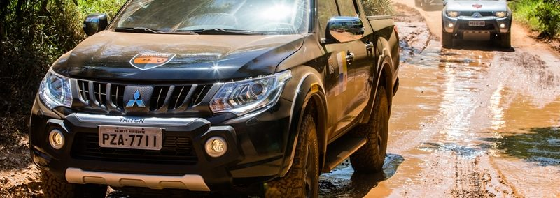 be278153fc Mitsubishi Experience 4×4 estreia no interior de Minas Gerais
