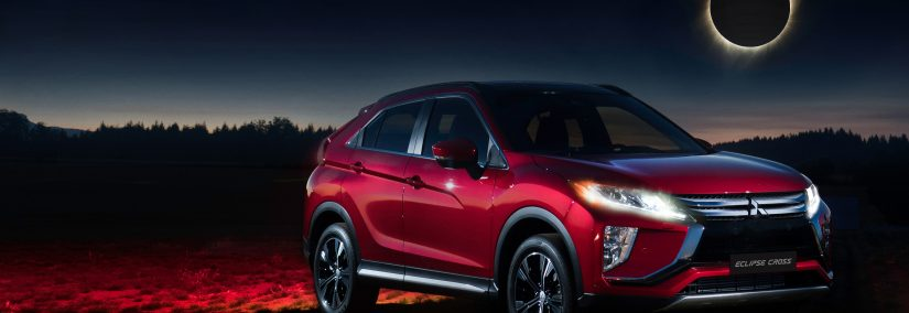 5b14c8edf1 Mitsubishi abre pré-venda do SUV Eclipse Cross
