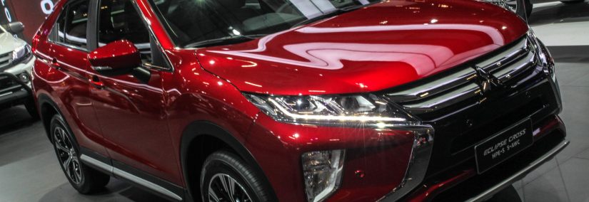 0fb37f2520 Eclipse Cross é eleito o carro do ano no Japão